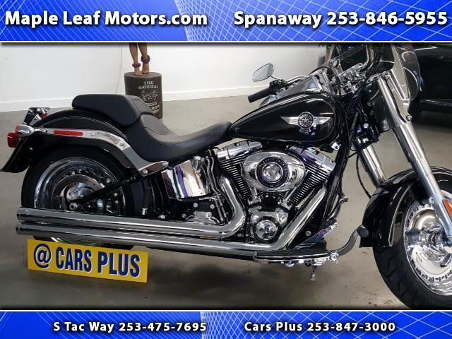 2015 Harley-Davidson FLSTFI FATBOY