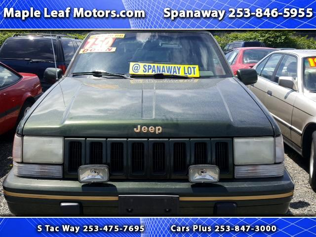 1995 Jeep Grand Cherokee Limited 4WD