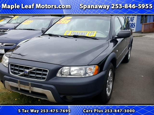 2006 Volvo XC70 Cross Country