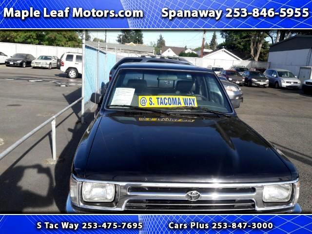 1993 Toyota Pickup DLX Xtracab 2WD