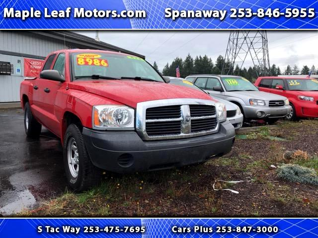 2005 Dodge Dakota ST Quad Cab 4WD