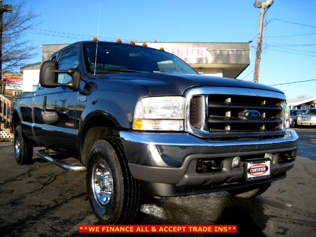 2004 Ford F-250 SD XLT SuperCab Long Bed 4WD