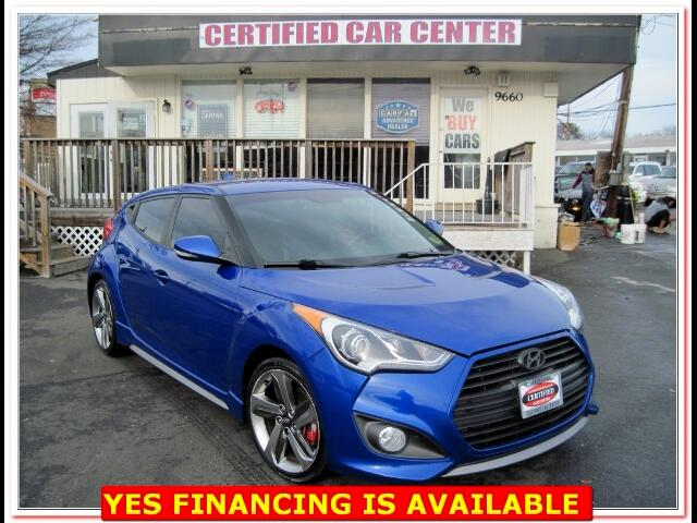 2013 Hyundai Veloster TURBO AND LOADED