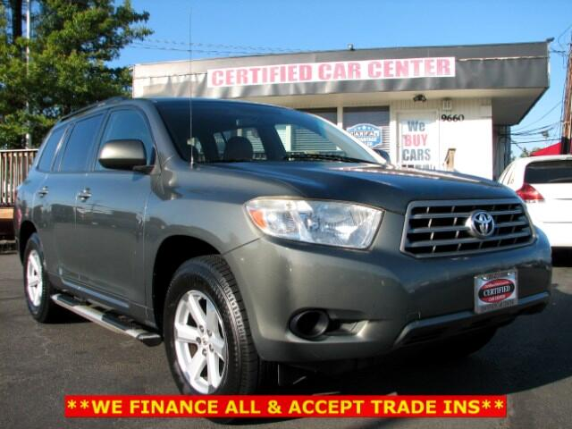 2008 Toyota Highlander SPORT LEATHER