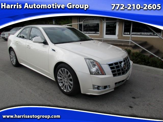 2013 Cadillac CTS Performance w/ Navi