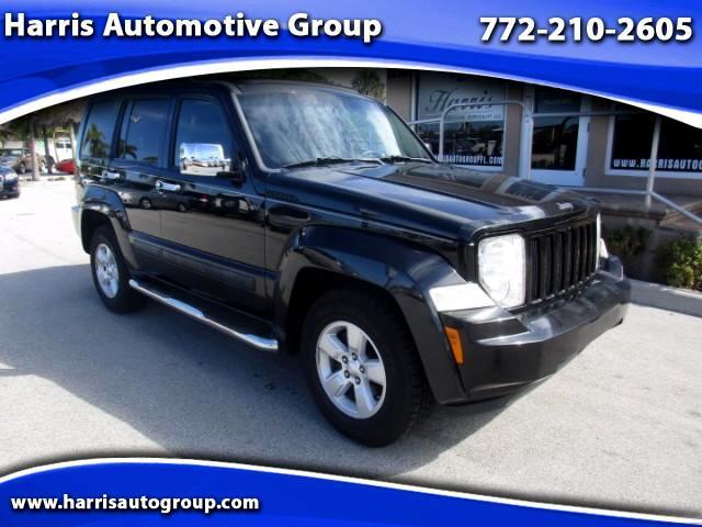 2009 Jeep Liberty Sport 2WD