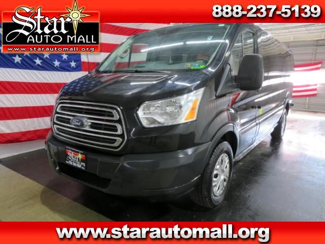2015 Ford Transit 150 Wagon Low Roof XLT 60/40 Pass. 130-in. WB