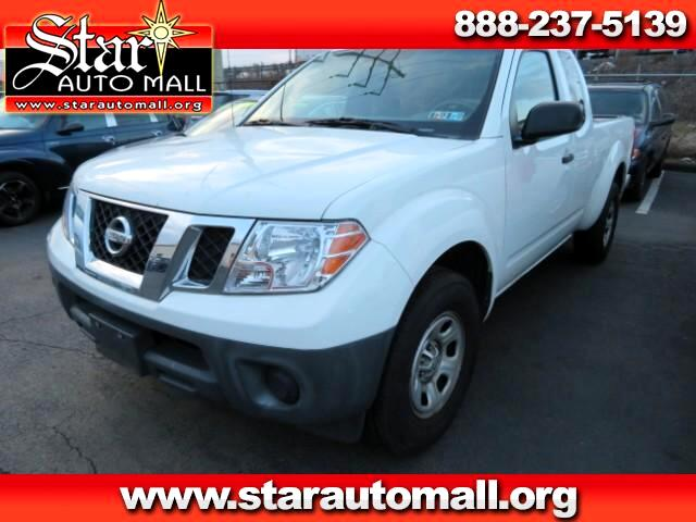2013 Nissan Frontier Base