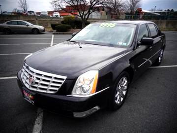 2008 Cadillac Limousine