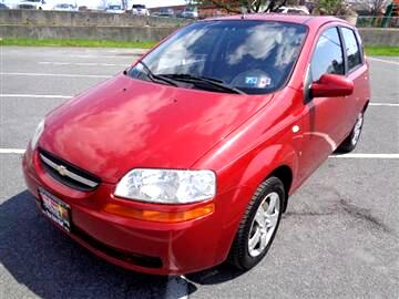 2007 Chevrolet Aveo5