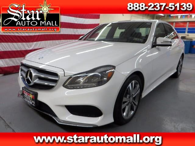 2015 Mercedes-Benz E-Class E350 Sport 4MATIC Sedan