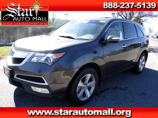 2011 Acura MDX Sport Package