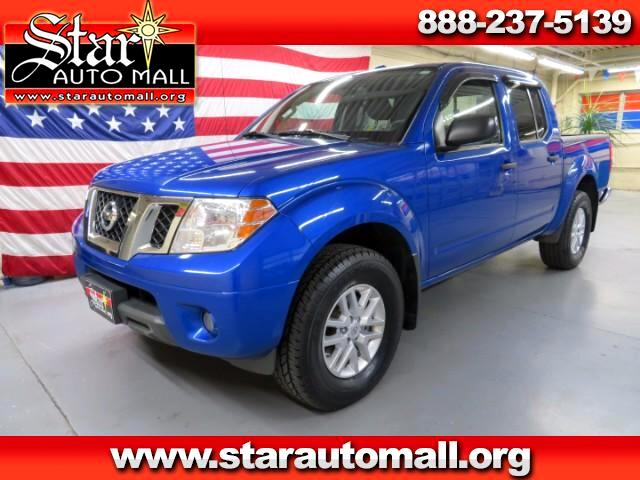 2014 Nissan Frontier SV Crew Cab 5AT 4WD