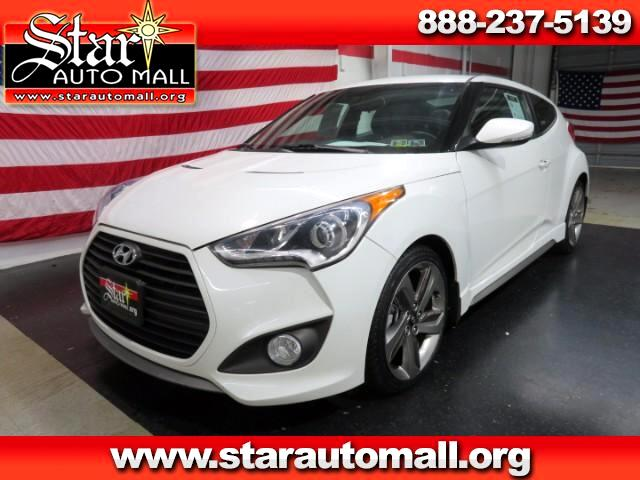 2013 Hyundai Veloster Turbo 6AT