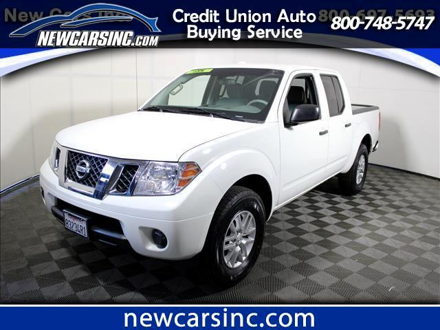 2015 Nissan Frontier S Crew Cab 5AT 2WD