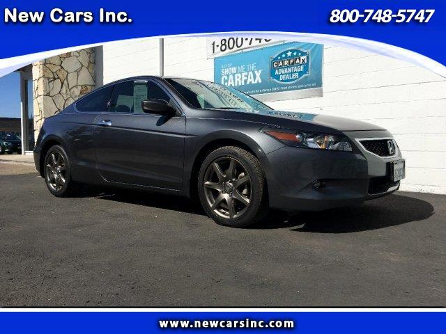 2009 Honda Accord EX-L V-6 Coupe AT