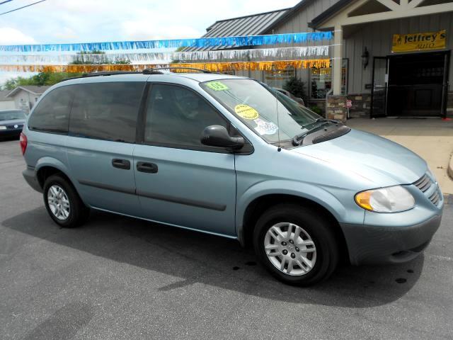2005 Dodge Caravan SE