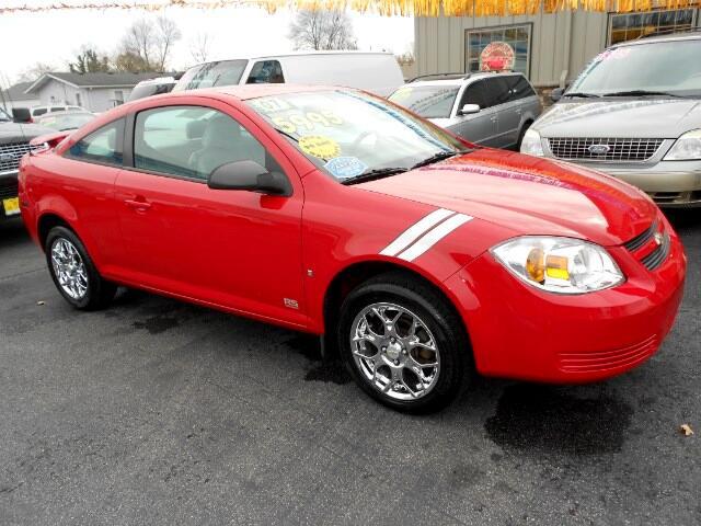 2007 Chevrolet Cobalt Sport Coupe
