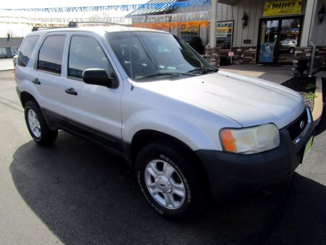 2003 Ford Escape XLT 4WD
