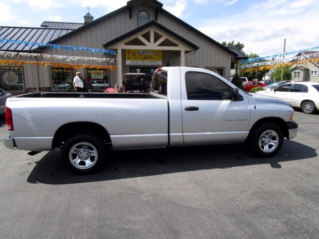 2004 Dodge Ram 1500 Laramie Long Bed 2WD