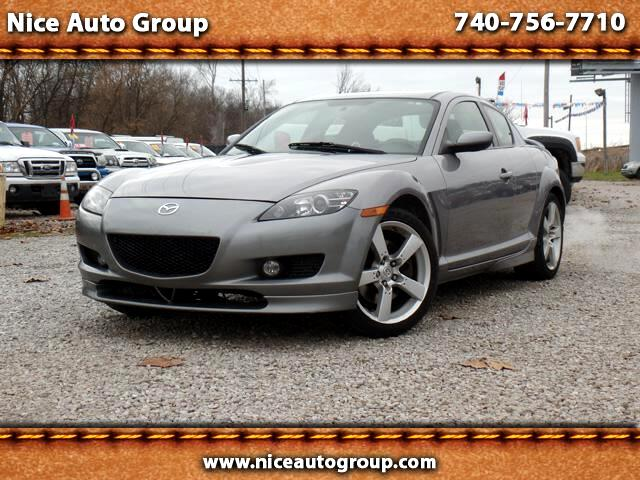 2005 Mazda RX-8 6-Speed