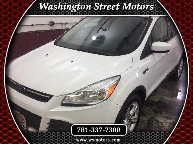Used 2016 Ford Escape for Sale in Weymouth, MA 02188 Washington Street Motors