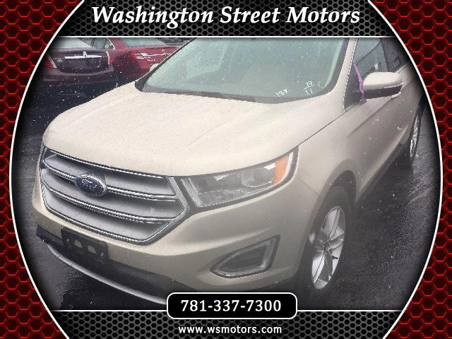 Used 2017 Ford Edge for Sale in Weymouth, MA 02188 Washington Street Motors