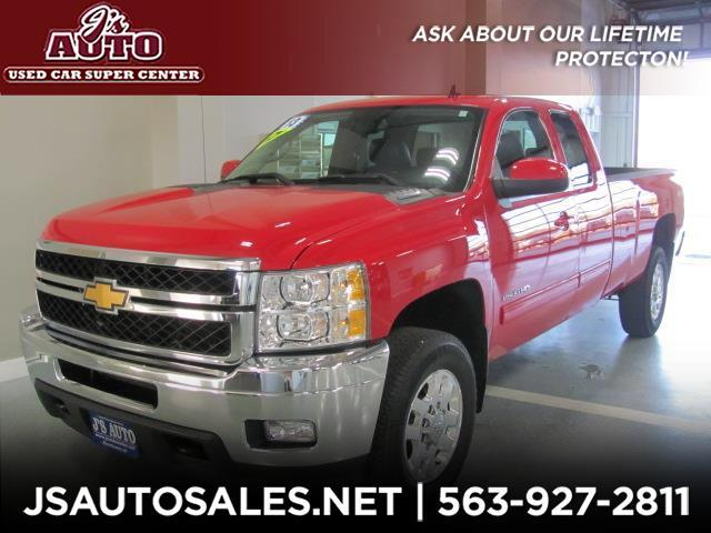 2013 Chevrolet Silverado 2500HD LTZ Ext. Cab Long Box 4WD