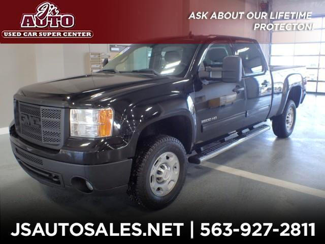 2010 GMC Sierra 2500HD SLE Crew Cab Long Box 4WD