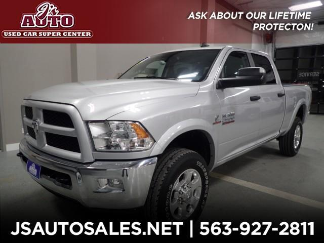 2016 Dodge Ram 2500 Outdoorsman Crew Cab 4WD