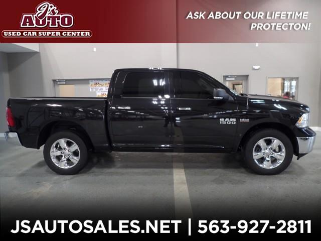 2016 Dodge Ram 1500 Big Horn Crew Cab 4WD