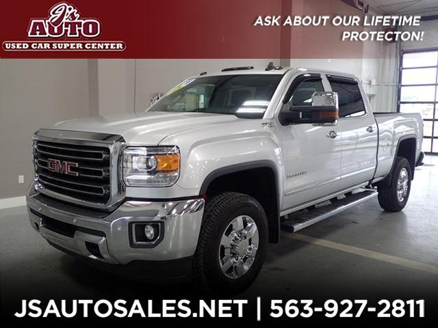 2016 GMC Sierra 2500HD SLT Crew Cab Long Box 4WD