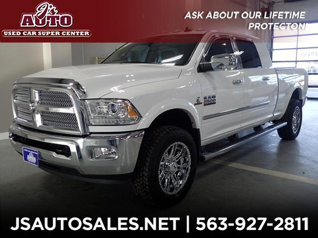 2015 Dodge Ram 2500 Limited Mega Cab 4WD