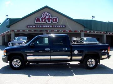 2007 GMC Sierra 1500HD