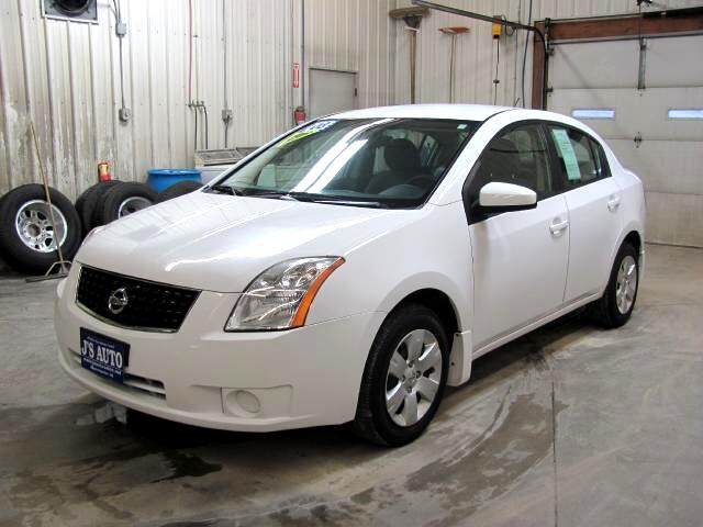 Used 2008 Nissan Sentra for Sale in Manchester IA 52057 J ...