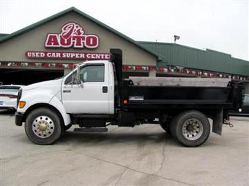 2004 Ford F-650
