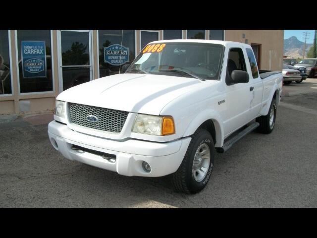 2002 Ford Ranger Edge SuperCab 2WD - 372A
