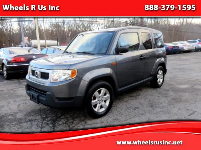 2010 Honda Element EX 4WD AT with Navigation System