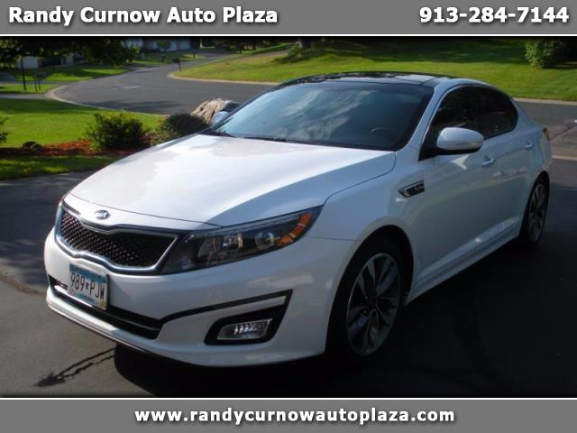 2015 Kia Optima SX Turbo W/ Premium Package