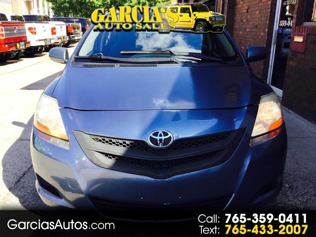 2009 Toyota Yaris Sedan S 4-Speed AT