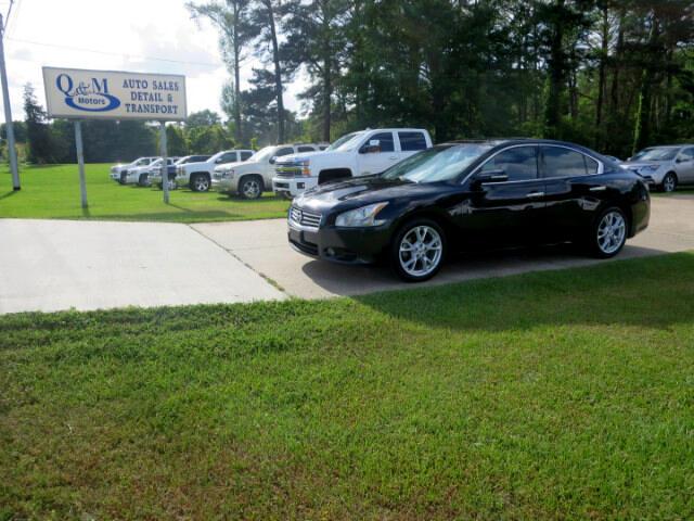 2012 Nissan Maxima SV Premium
