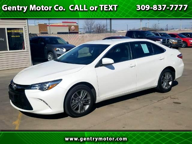 2015 Toyota Camry 4DR SDN