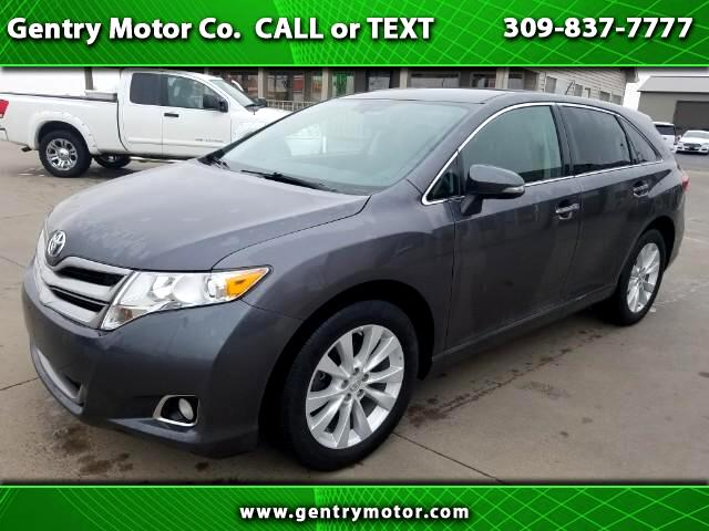 2015 Toyota Venza 4DR