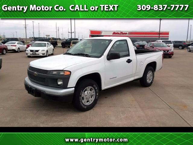 2005 Chevrolet Colorado REG CAB