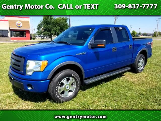 2010 Ford F-150 4WD SUPERCREW