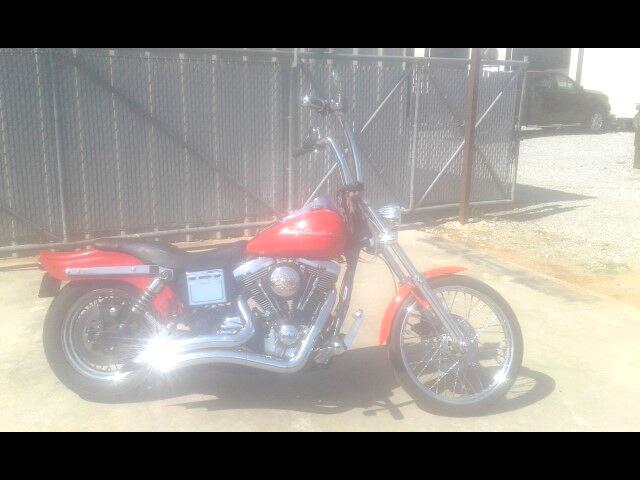 1995 Harley-Davidson FXDWG