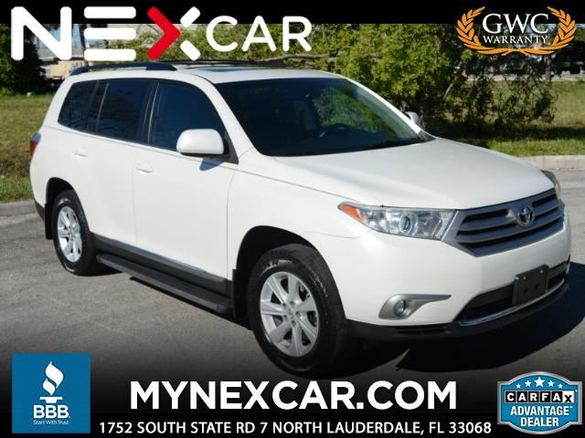 2013 Toyota Highlander AWD 4dr V6 LE Plus (Natl)