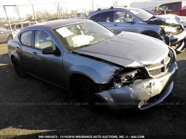 2008 Dodge Avenger SE