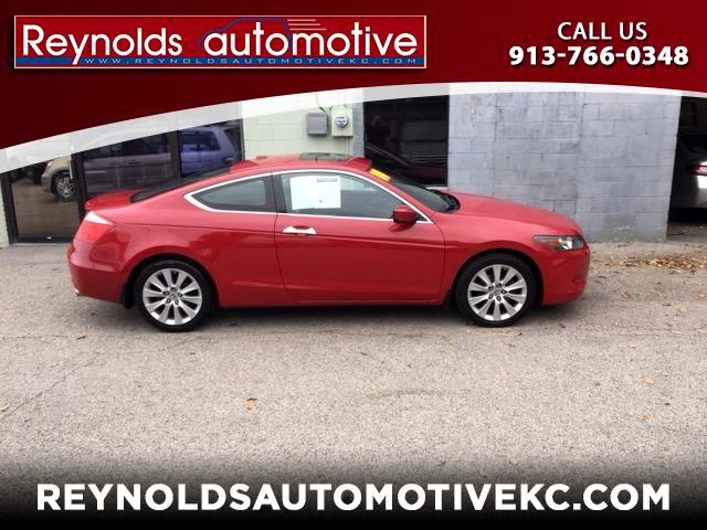 2010 Honda Accord EX-L Coupe AT with Navigation