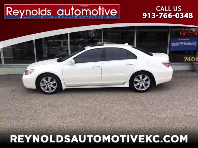 2009 Acura RL SH AWD with Navigation System